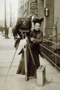 Jessie Tarbox photographer 1900